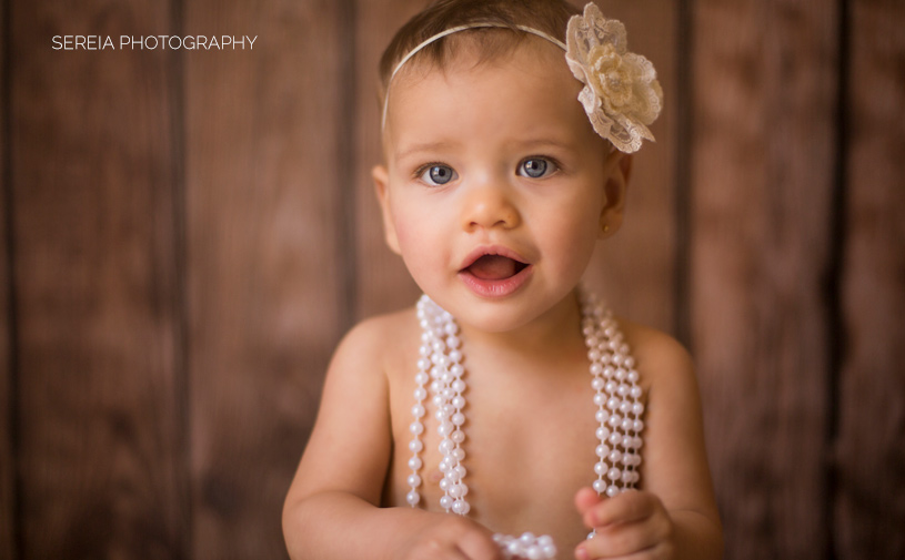 Baby Photo Session in Studio – San Diego