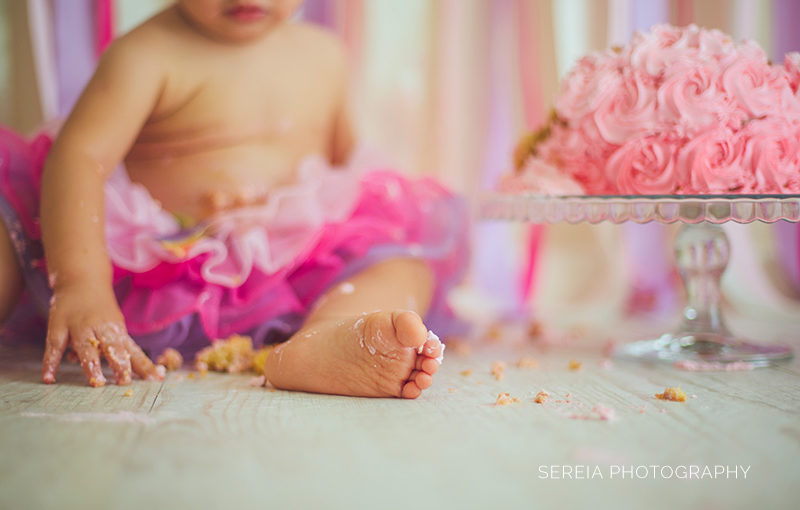 Smash Cake Photos – San Diego Photographers