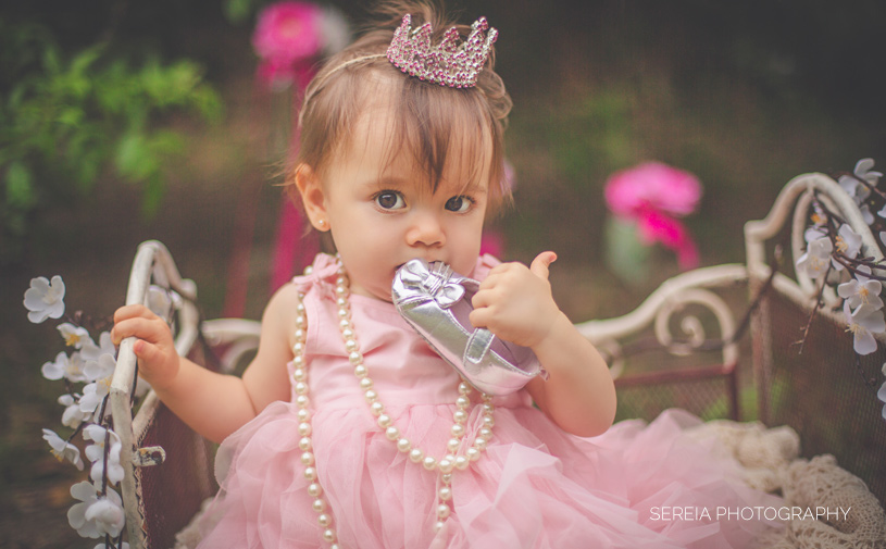 San Diego Princess Photo Session