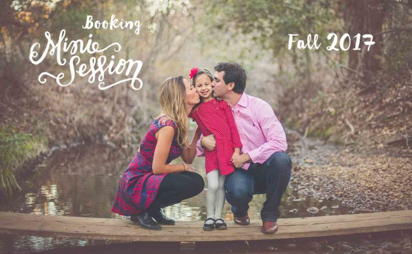 Now Booking Fall Family Mini Sessions – 2017 – San Diego
